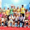 TVF Pro Beach Tour 2015 Mersin Open Akademi Organizasyon ile Mersin Marina da